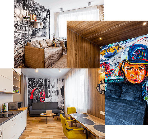 LK-Group Apartments in Riga